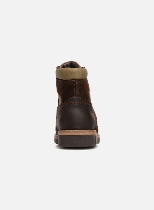 Bottines et boots P-L-D-M By Palladium Nions Qg Noir vue droite