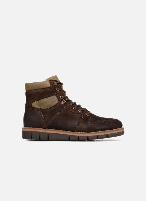 Bottines et boots P-L-D-M By Palladium Nions Qg Noir vue derrière