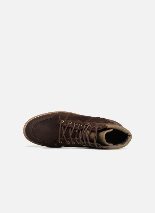 Bottines et boots P-L-D-M By Palladium Nions Qg Noir vue gauche