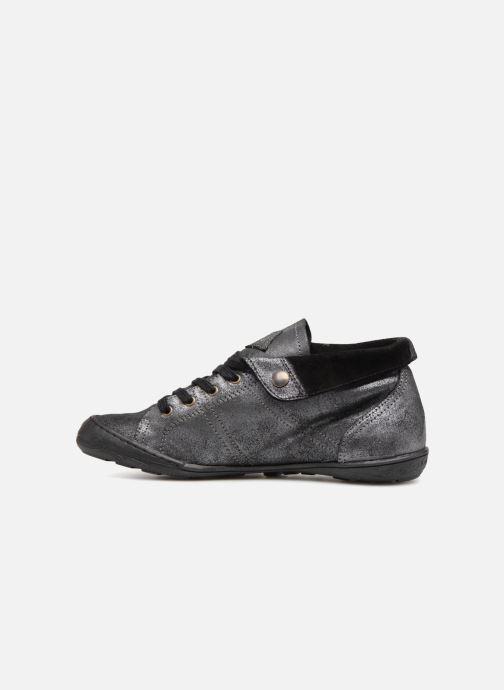 Sneaker P-L-D-M By Palladium Gaetane Crb silber ansicht von vorne
