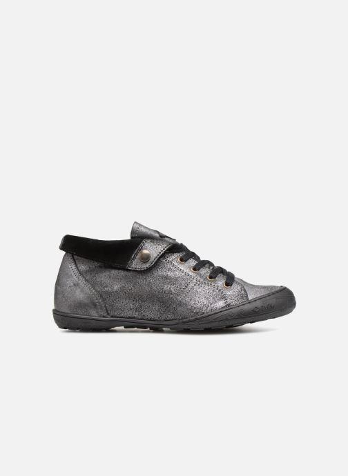 Sneaker P-L-D-M By Palladium Gaetane Crb silber ansicht von hinten