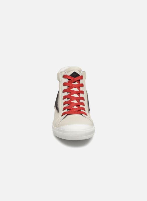 Baskets P-L-D-M By Palladium Nerola F Cash Blanc vue portées chaussures