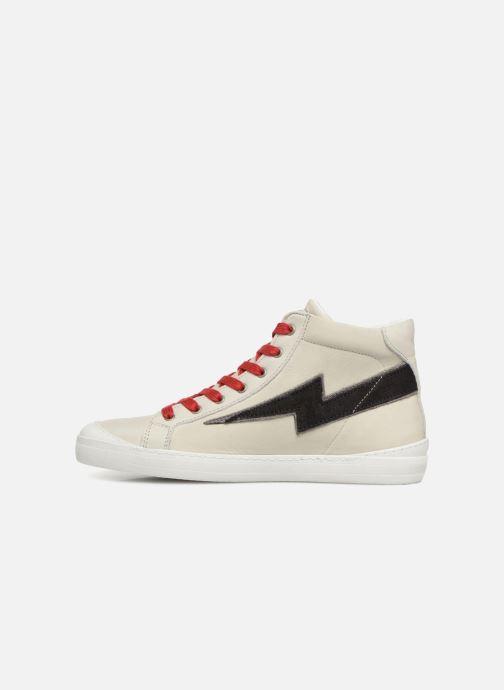 Sneakers P-L-D-M By Palladium Nerola F Cash Wit voorkant