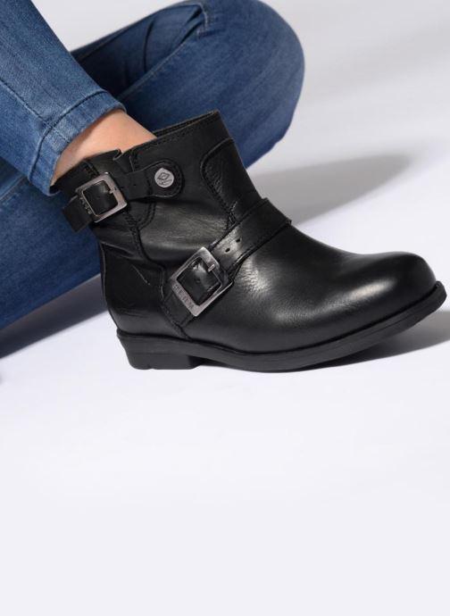 Boots en enkellaarsjes P-L-D-M By Palladium Dunleer Mxco Zwart onder