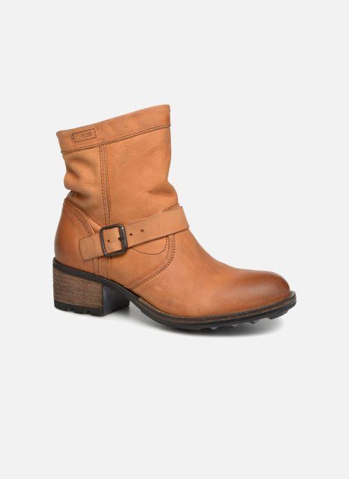 L By Clue D M Chez Bottines marron Boots Cmr P Et Palladium 74dX7