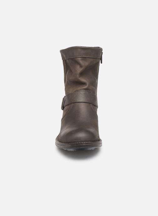 P d Boots Cmr Brown Dark By Et l Bottines Clue m Palladium P0X8Oknw