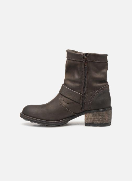 Bottines et boots P-L-D-M By Palladium Clue Cmr Marron vue face