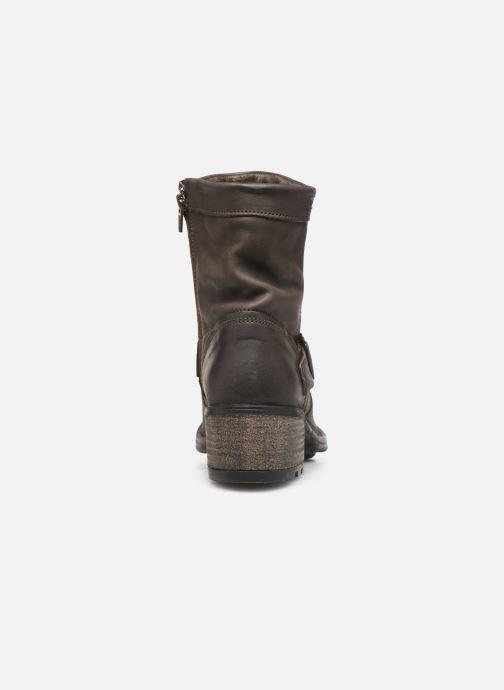 Bottines et boots P-L-D-M By Palladium Clue Cmr Marron vue droite
