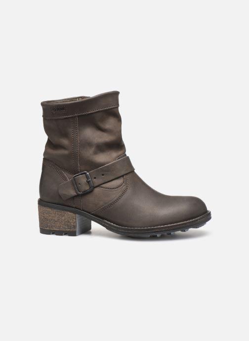 Bottines et boots P-L-D-M By Palladium Clue Cmr Marron vue derrière