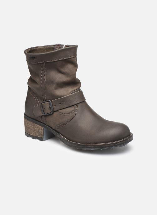 Bottines et boots P-L-D-M By Palladium Clue Cmr Marron vue détail/paire