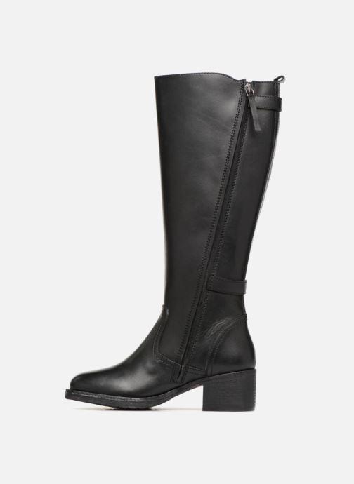 Stiefel P-L-D-M By Palladium Pano schwarz ansicht von vorne