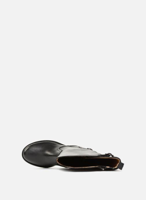 Stiefel P-L-D-M By Palladium Pano schwarz ansicht von links