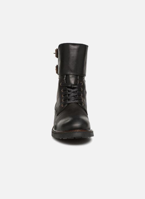 Bottines et boots P-L-D-M By Palladium Bliz Cmr Noir vue portées chaussures