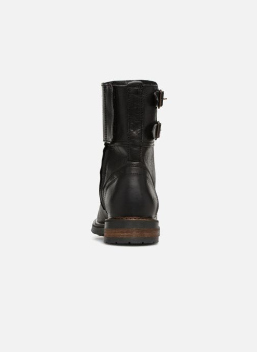 Ankle boots P-L-D-M By Palladium Bliz Cmr Black view from the right