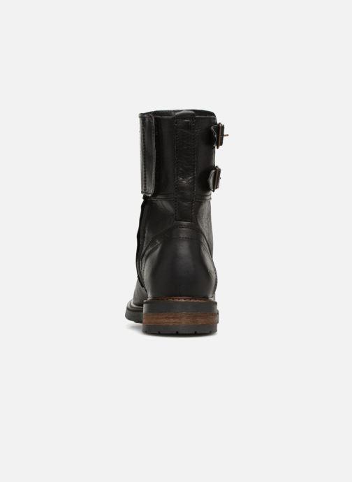 Bottines et boots P-L-D-M By Palladium Bliz Cmr Noir vue droite