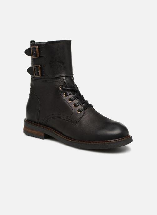 Boots en enkellaarsjes P-L-D-M By Palladium Bliz Cmr Zwart detail