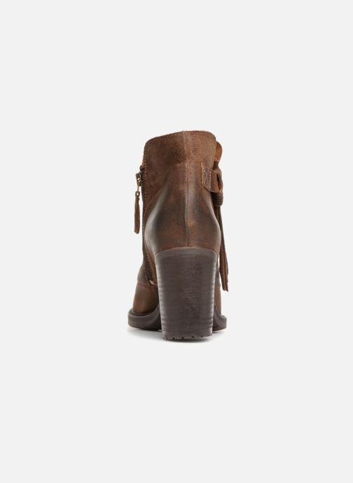 Bottines et boots P-L-D-M By Palladium Soria Crt Marron vue droite