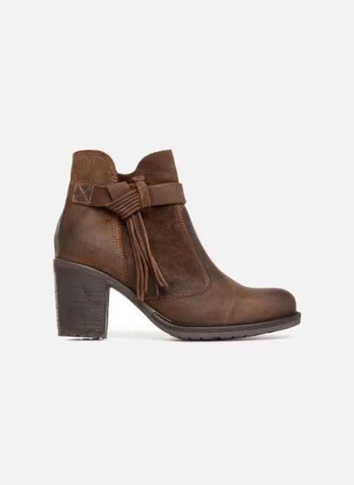 Bottines et boots P-L-D-M By Palladium Soria Crt Marron vue derrière