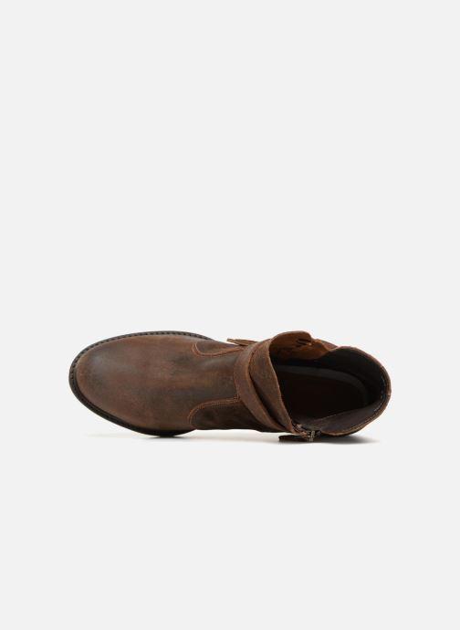 Bottines et boots P-L-D-M By Palladium Soria Crt Marron vue gauche