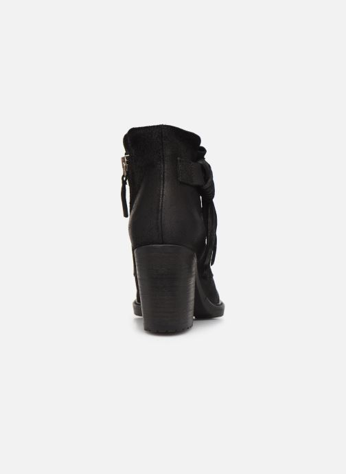Ankle boots P-L-D-M By Palladium Soria Crt Black view from the right
