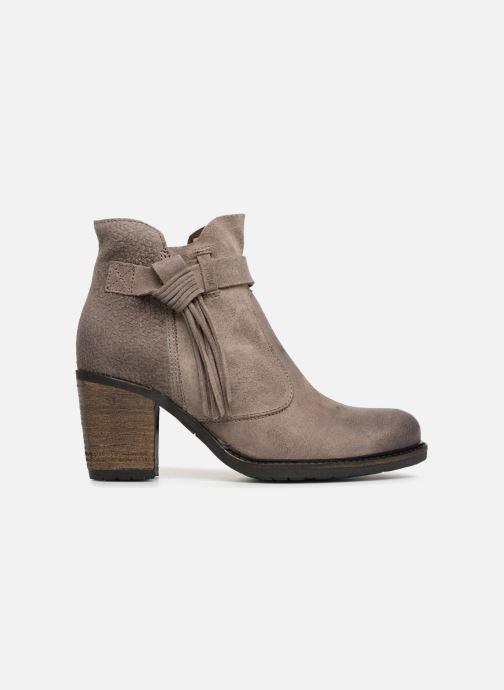Bottines et boots P-L-D-M By Palladium Soria Snt Gris vue derrière
