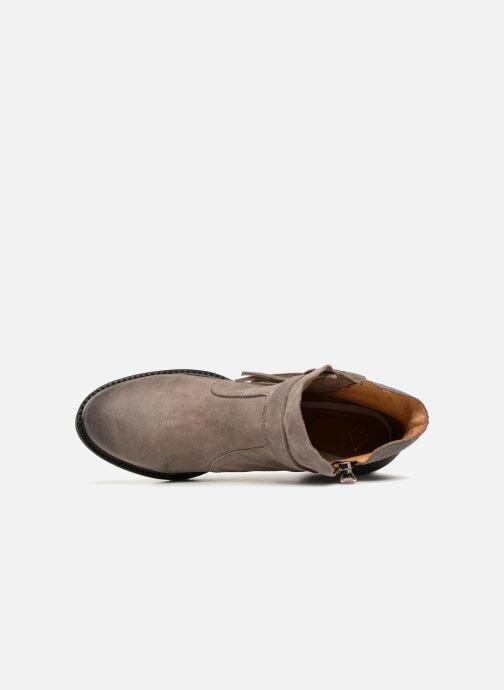 Bottines et boots P-L-D-M By Palladium Soria Snt Gris vue gauche