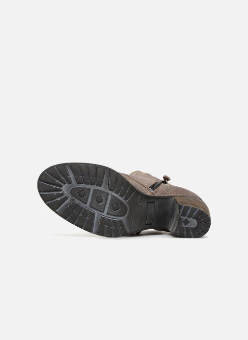 Boots en enkellaarsjes P-L-D-M By Palladium Soria Snt Grijs boven