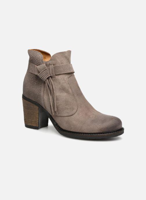 Bottines et boots P-L-D-M By Palladium Soria Snt Gris vue détail/paire