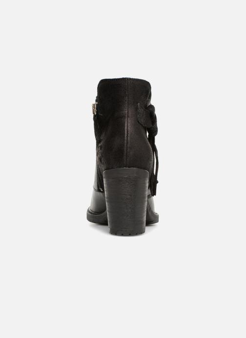 Bottines et boots P-L-D-M By Palladium Soria Mxco Noir vue droite