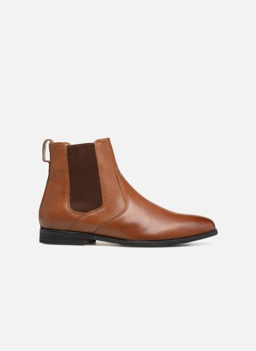 Bottines et boots P-L-D-M By Palladium Preston Got Marron vue derrière