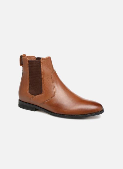 Bottines et boots P-L-D-M By Palladium Preston Got Marron vue détail/paire