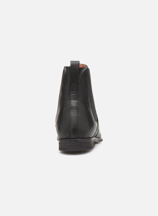 Boots en enkellaarsjes P-L-D-M By Palladium Preston Got Zwart rechts