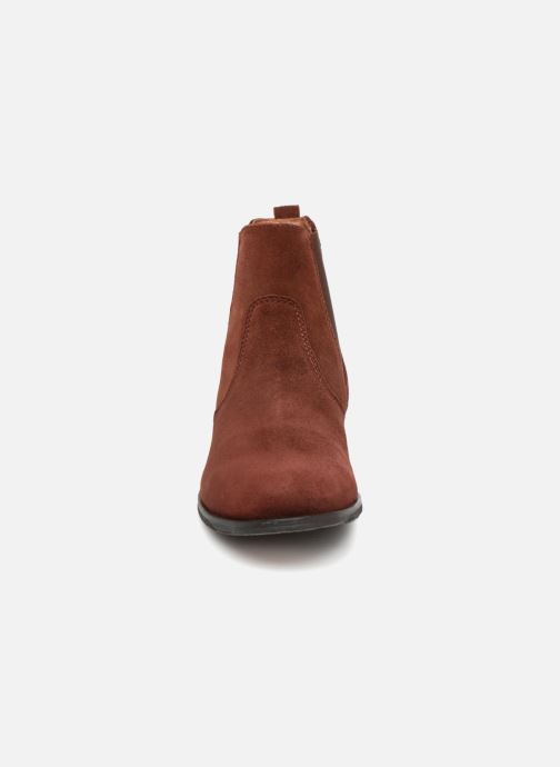 Ankle boots P-L-D-M By Palladium Preston Sud Burgundy model view