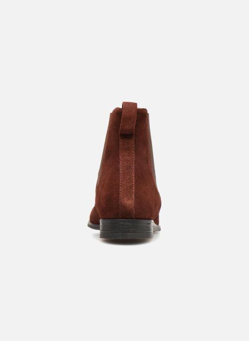 Bottines et boots P-L-D-M By Palladium Preston Sud Bordeaux vue droite