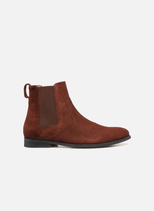 Ankle boots P-L-D-M By Palladium Preston Sud Burgundy back view