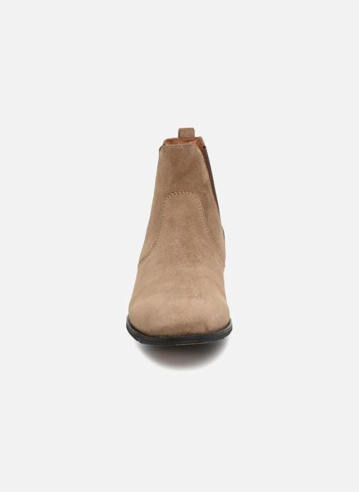 Bottines et boots P-L-D-M By Palladium Preston Sud Vert vue portées chaussures
