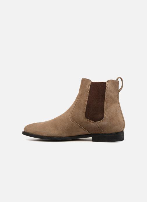 Bottines et boots P-L-D-M By Palladium Preston Sud Vert vue face