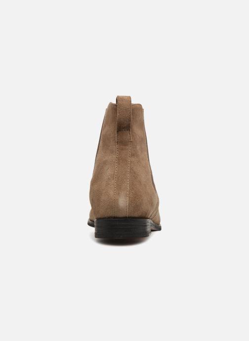 Bottines et boots P-L-D-M By Palladium Preston Sud Vert vue droite
