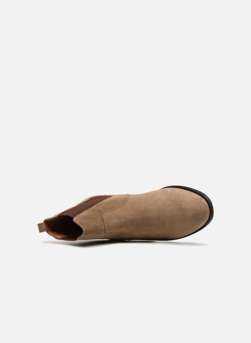 Bottines et boots P-L-D-M By Palladium Preston Sud Vert vue gauche