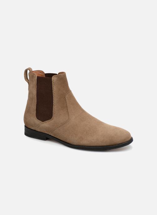 Bottines et boots P-L-D-M By Palladium Preston Sud Vert vue détail/paire