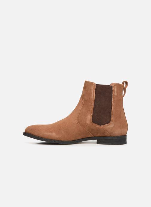 Bottines et boots P-L-D-M By Palladium Preston Sud Marron vue face
