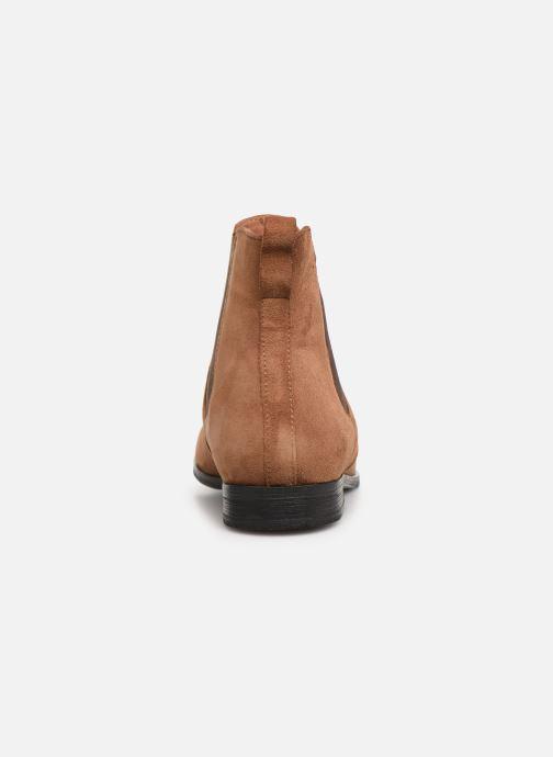 Bottines et boots P-L-D-M By Palladium Preston Sud Marron vue droite
