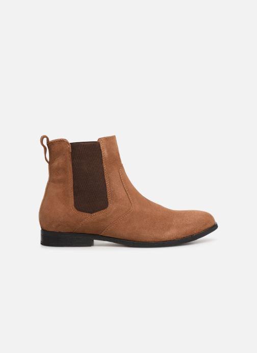 Bottines et boots P-L-D-M By Palladium Preston Sud Marron vue derrière