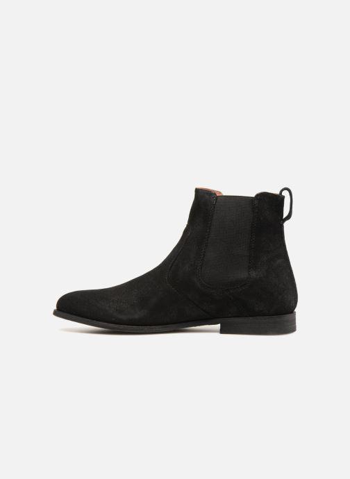 Bottines et boots P-L-D-M By Palladium Preston Sph Noir vue face