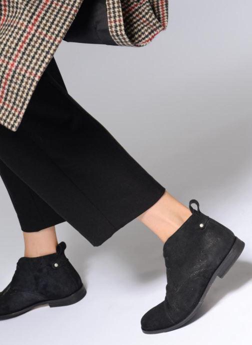 Zapatos con cordones P-L-D-M By Palladium Portobello Sph Negro vista de abajo