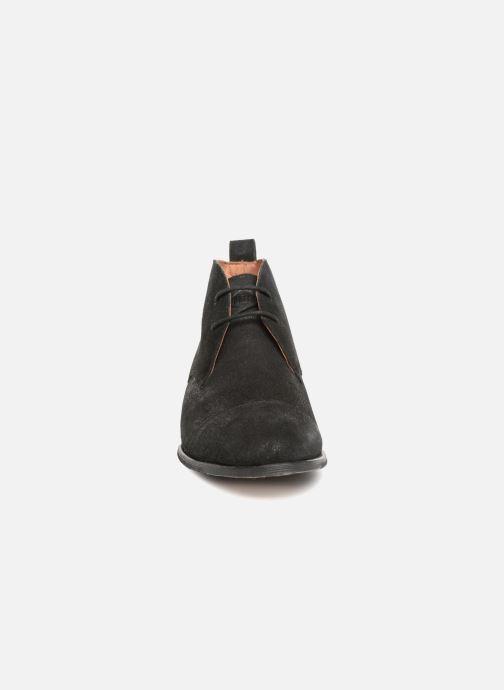 Zapatos con cordones P-L-D-M By Palladium Portobello Sph Negro vista del modelo
