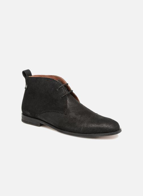 Zapatos con cordones P-L-D-M By Palladium Portobello Sph Negro vista de detalle / par