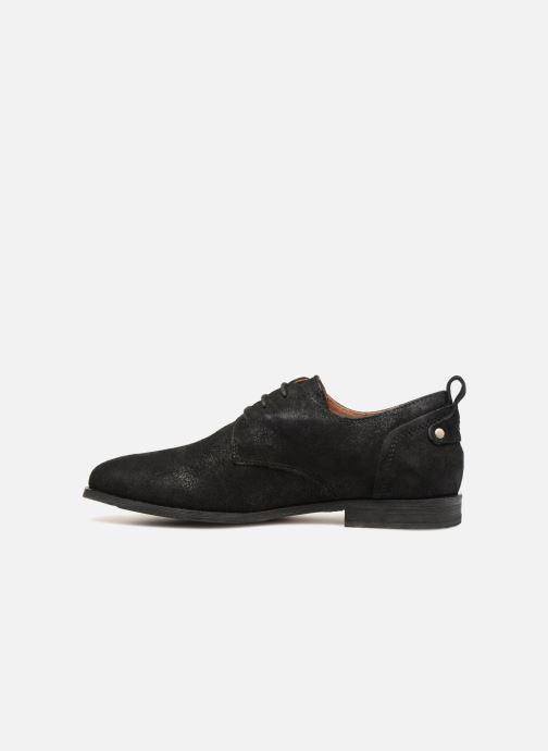 Chaussures à lacets P-L-D-M By Palladium Picadilly Sph Noir vue face