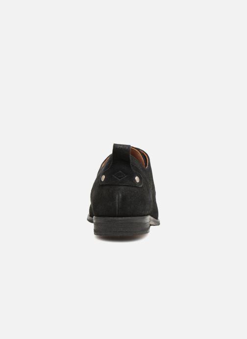Chaussures à lacets P-L-D-M By Palladium Picadilly Sph Noir vue droite