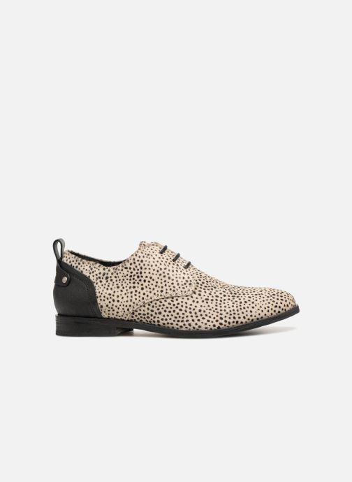 Chaussures à lacets P-L-D-M By Palladium Picadilly Fnt Blanc vue derrière